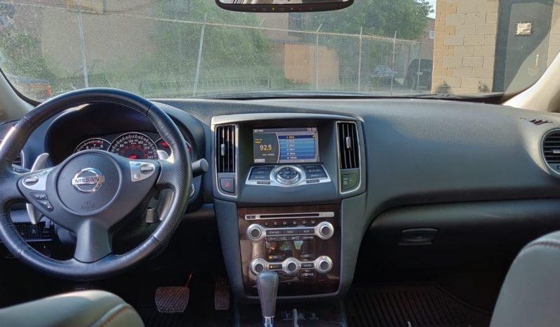 2012 Nissan Maxima full