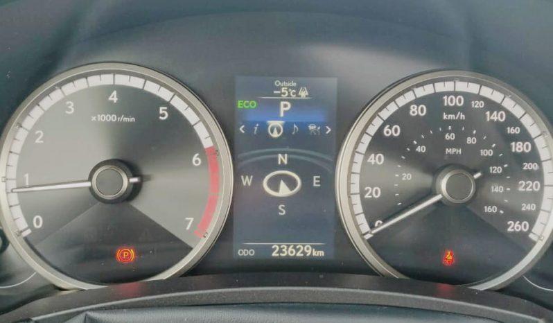 2017 Lexus NX 200T AWD full