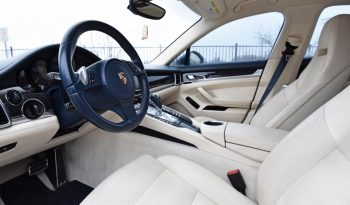 2010 Porsche Panamera Turbo full