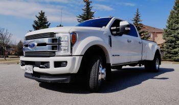 2018 Ford F450 Limited